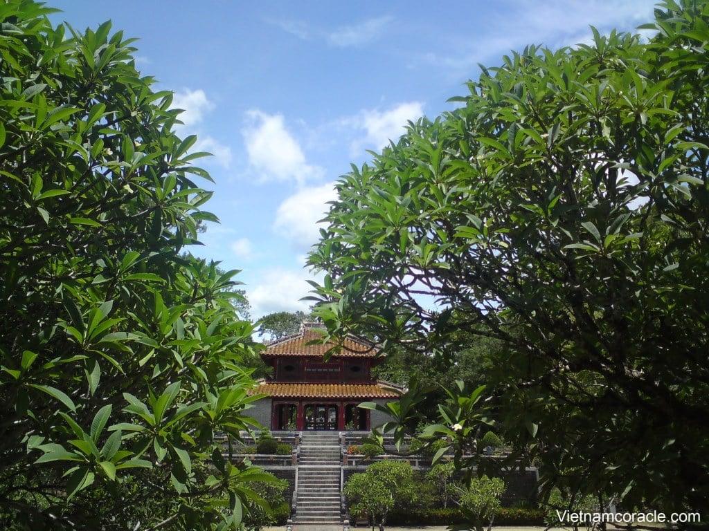 Tomb of Emperor Minh Mang, Hue