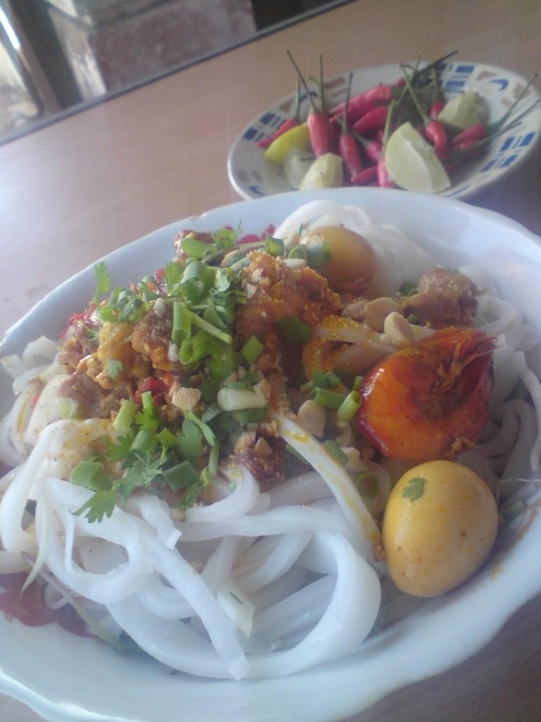 Mi Quang, Hoi An