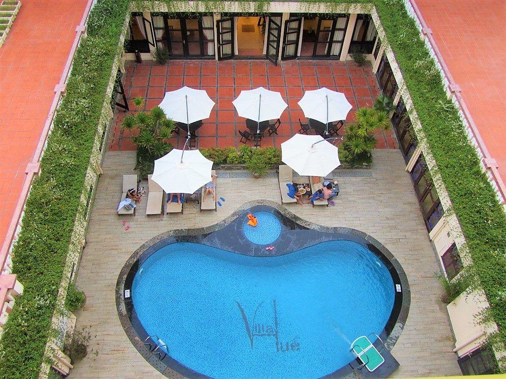 Villa Hue Hotel, Hue, Vietnam