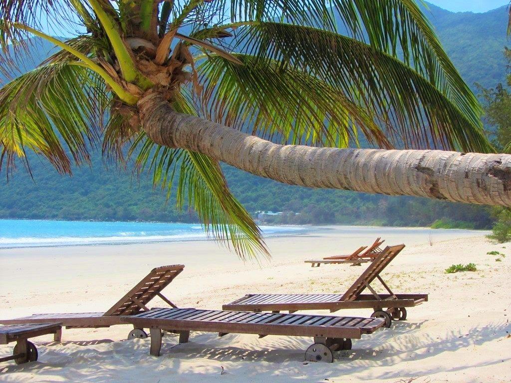 An Hai Beach, Con Son Island, Con Dao, Vietnam