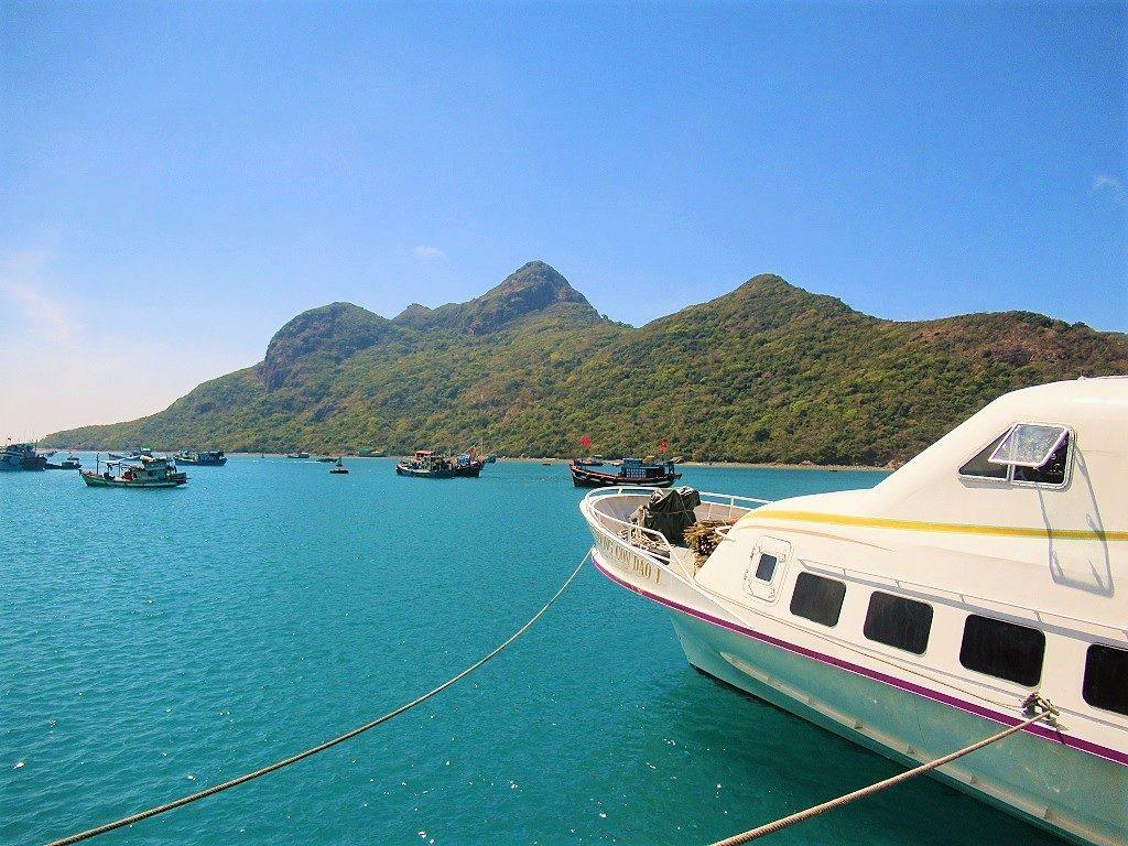 Ben Dam Bay, Con Son Island, Con Dao, Vietnam