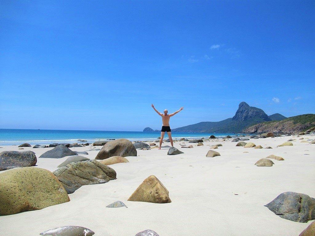 Nhat Beach, Con Son Island, Con Dao, Vietnam