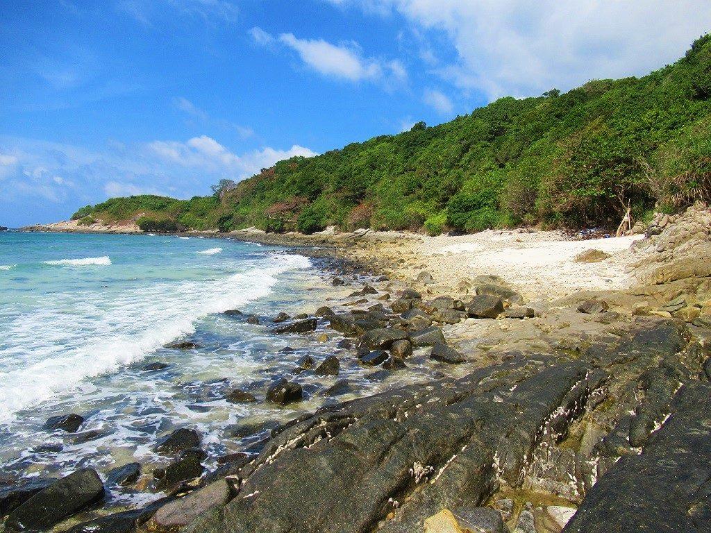 Dat Doc Beach, Con Son Island, Con Dao, Vietnam