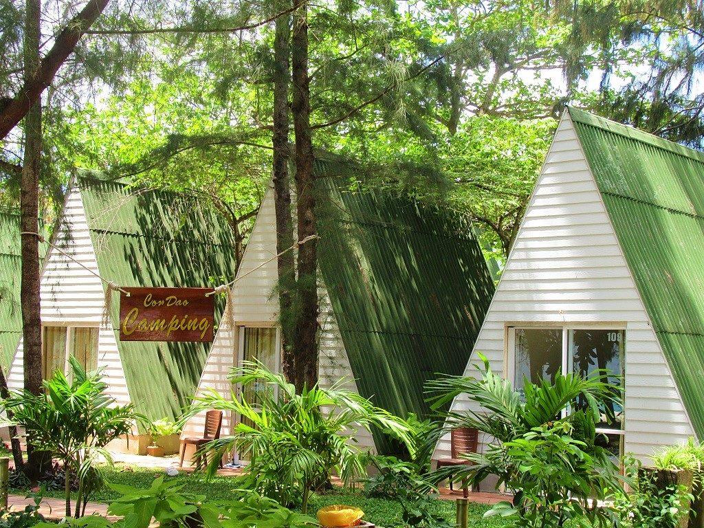 Con Dao Camping Hotel, Con Dao, Vietnam