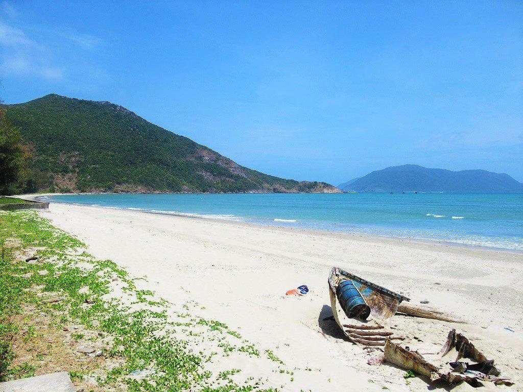 Lo Voi Beach, Con Son Island, Con Dao, Vietnam