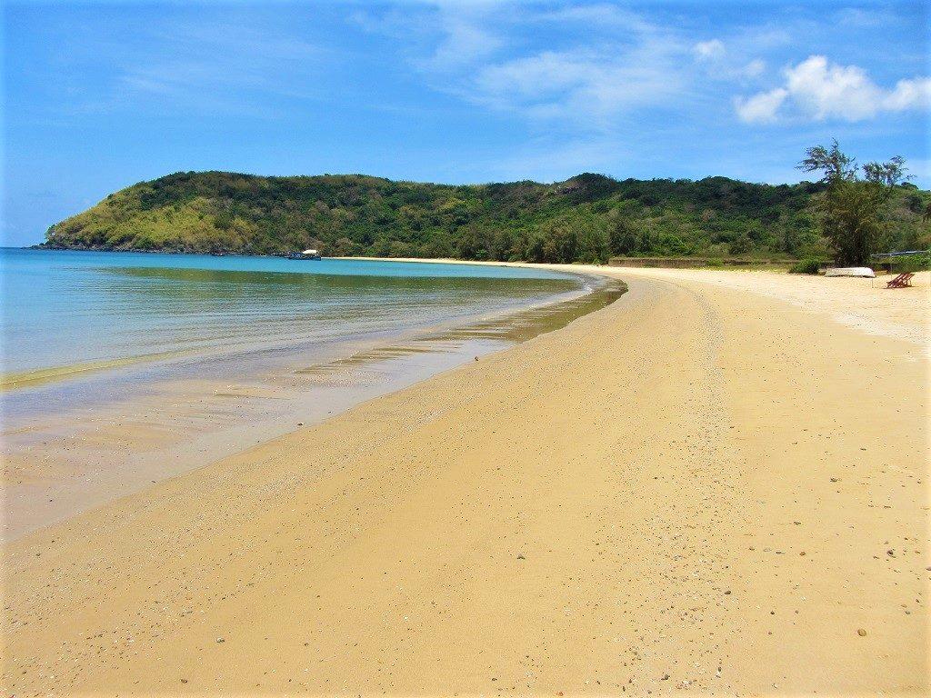 Dam Trau Beach, Con Son Island, Con Dao, Vietnam