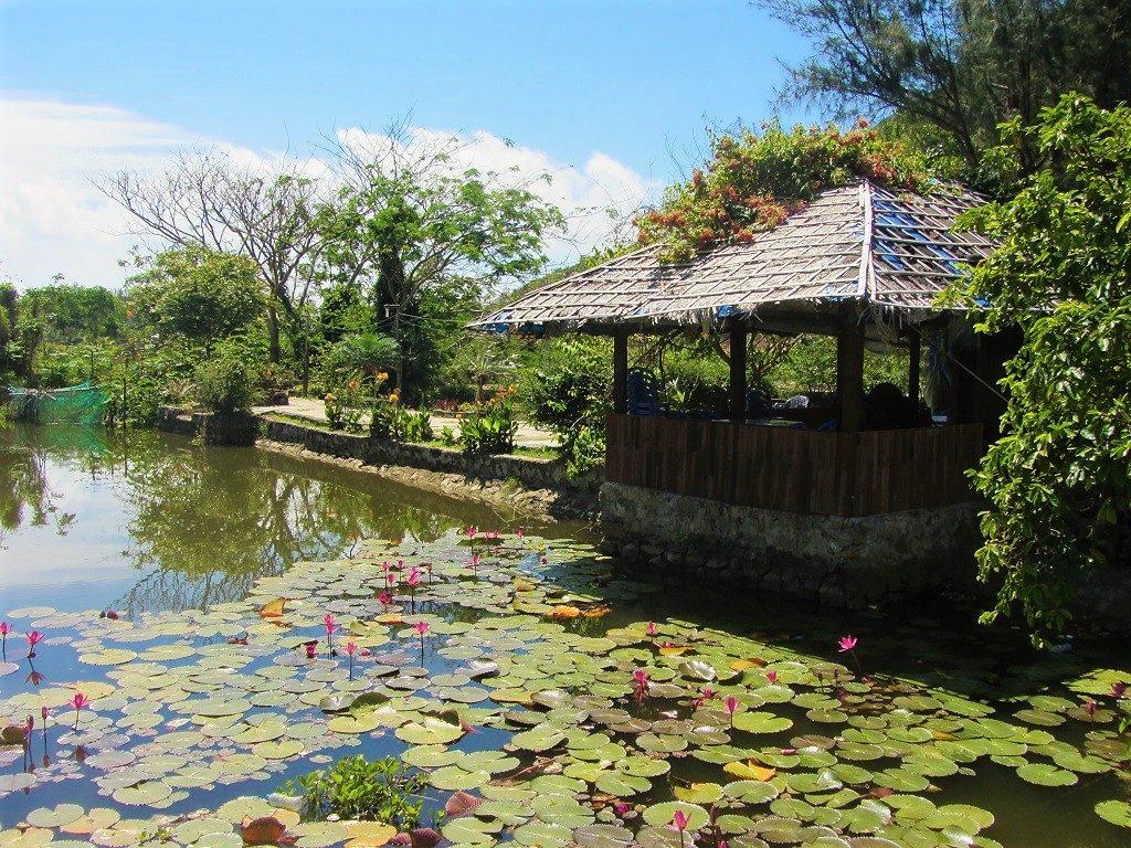 Thanh Huyen restaurant, Con Son Island, Con Dao, Vietnam