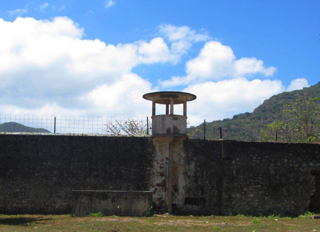 Prison on Con Son Island