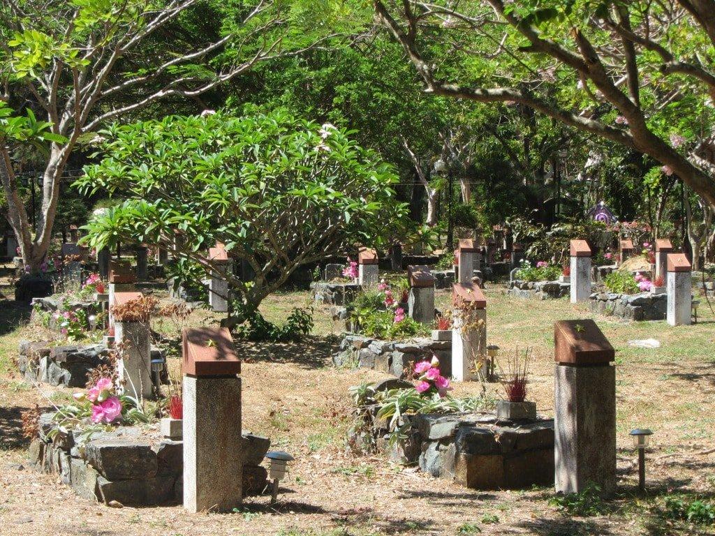 Hang Duong Cemetery