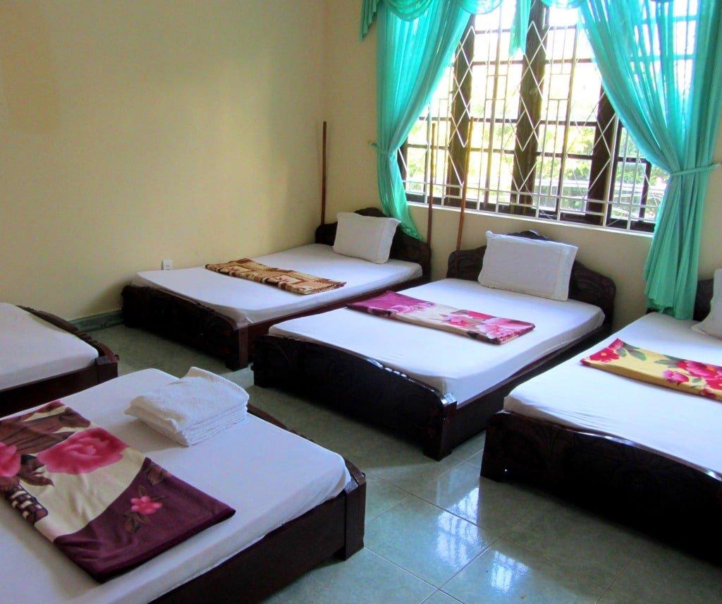 Hai Nga Mini Hotel: great value for a group