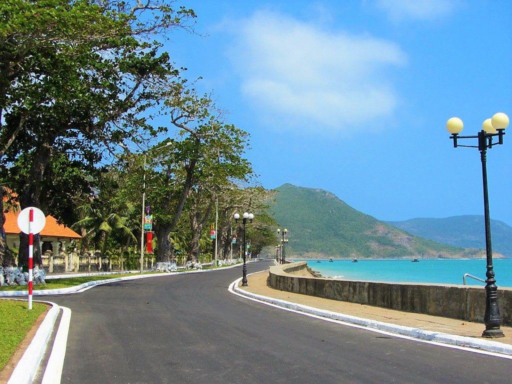 Con Son town, Con Dao Islands, Vietnam