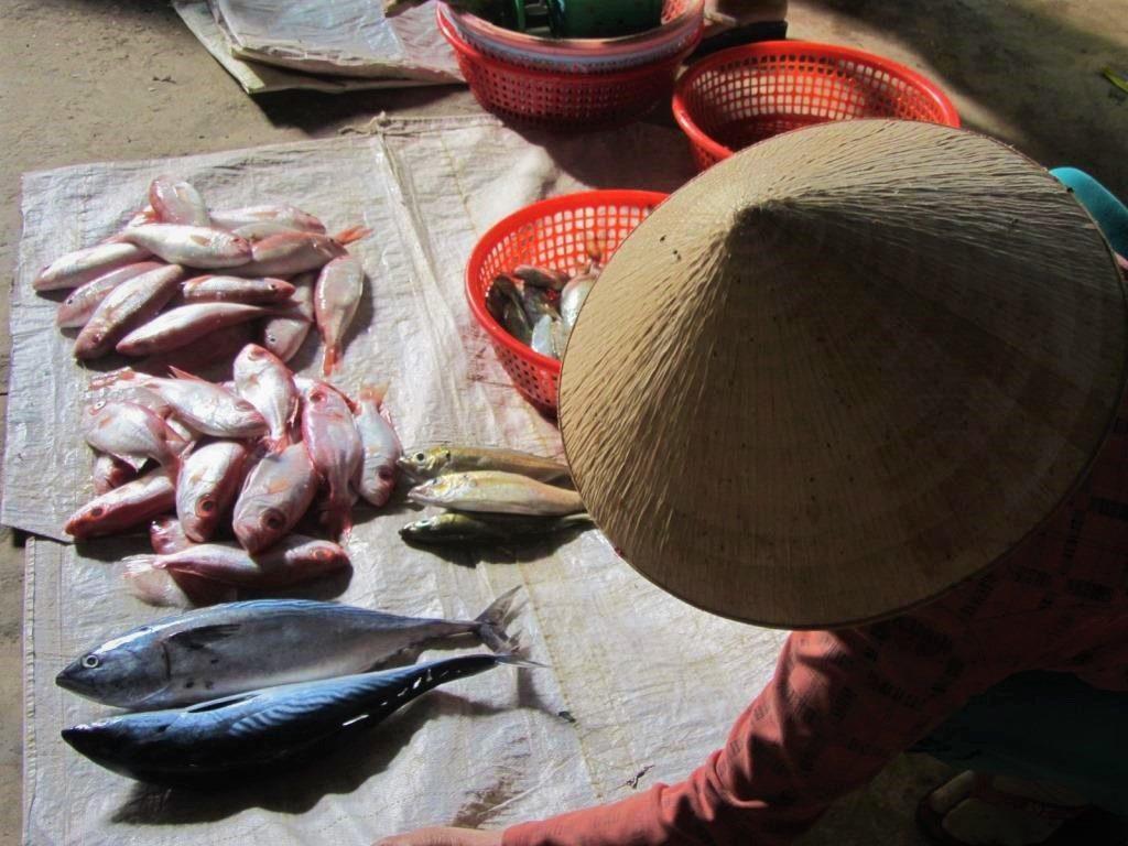 Con Dao Market, Con Son Island, Vietnam