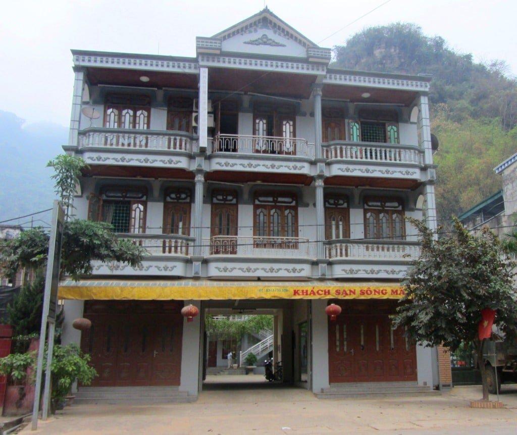 Sông Mã Guesthouse