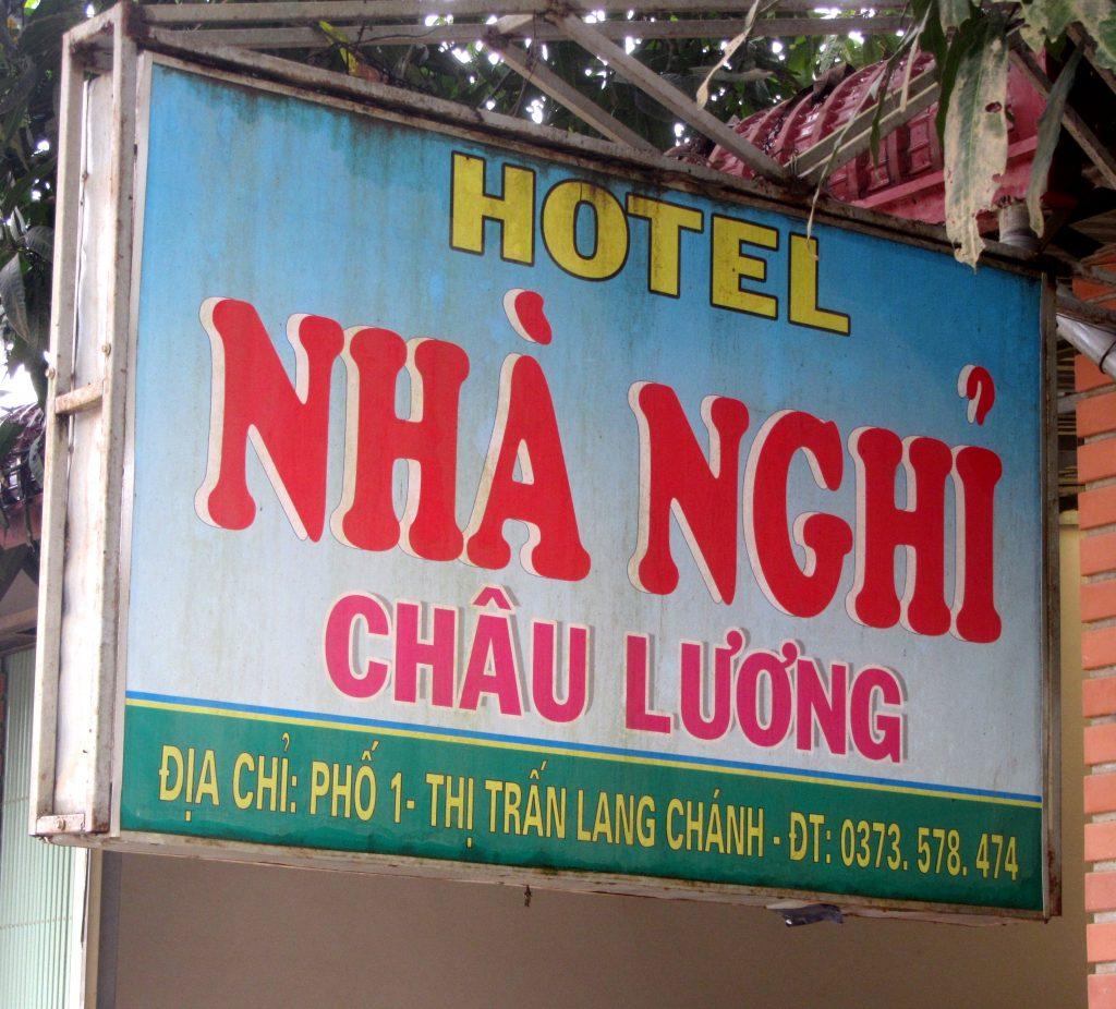 Châu Lương Guesthouse