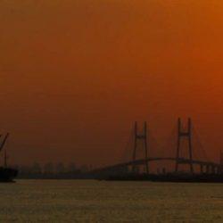 View of the Saigon River