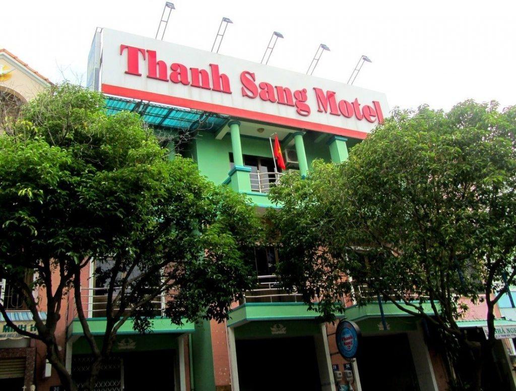 Thanh Sang Motel on Lê Thành Duy Street, Bà Rịa