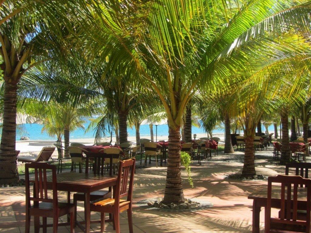 Ninh Chu Beach, Phan Rang, Vietnam