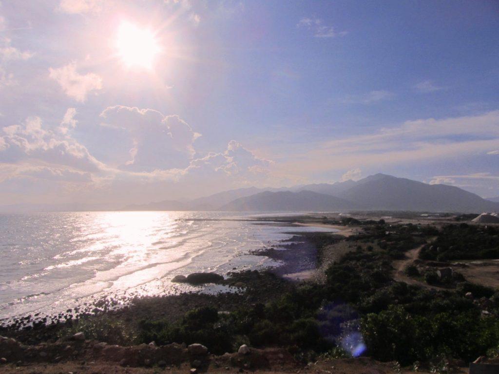 Dragons' Graveyard coast road, Phan Rang to Ca Na, Vietnam