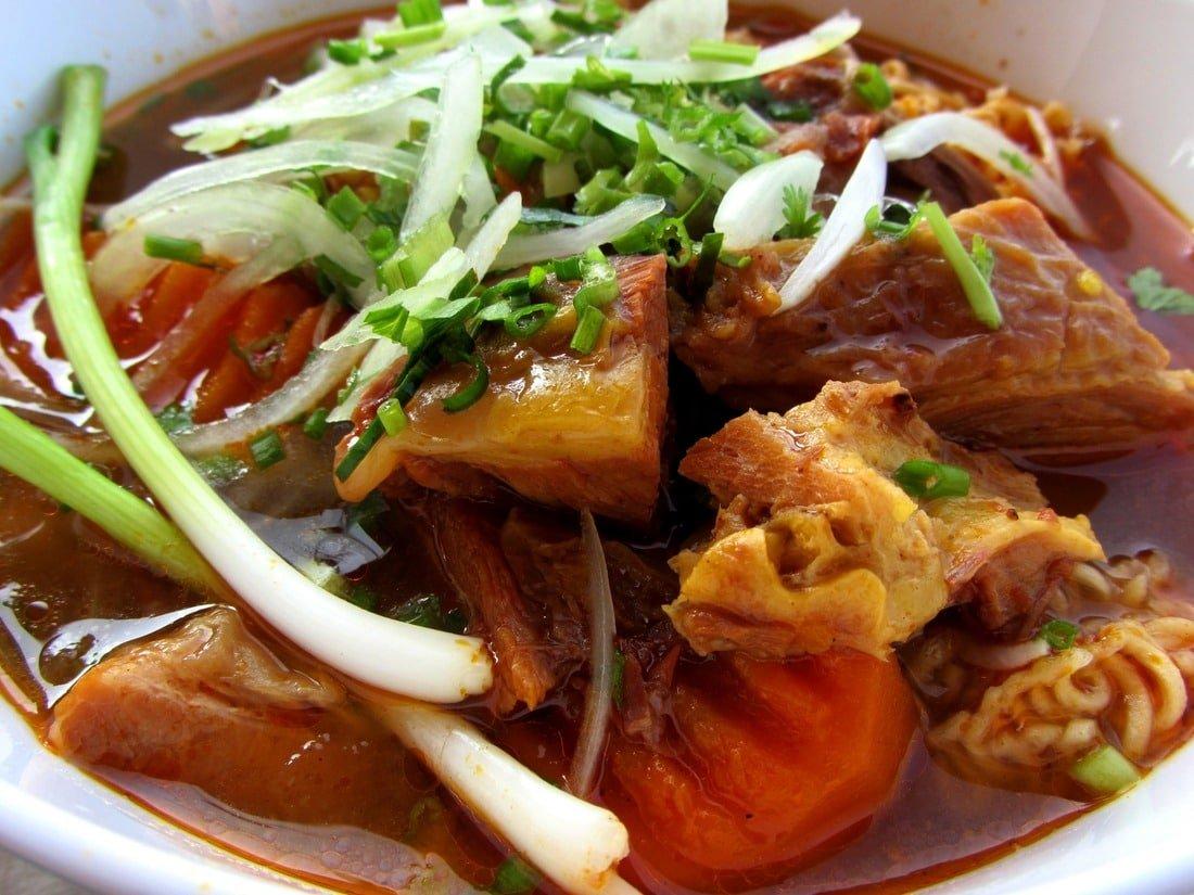 beef stew bo kho bo kho vietnamese beef stew bo kho vietnamese spicy ...