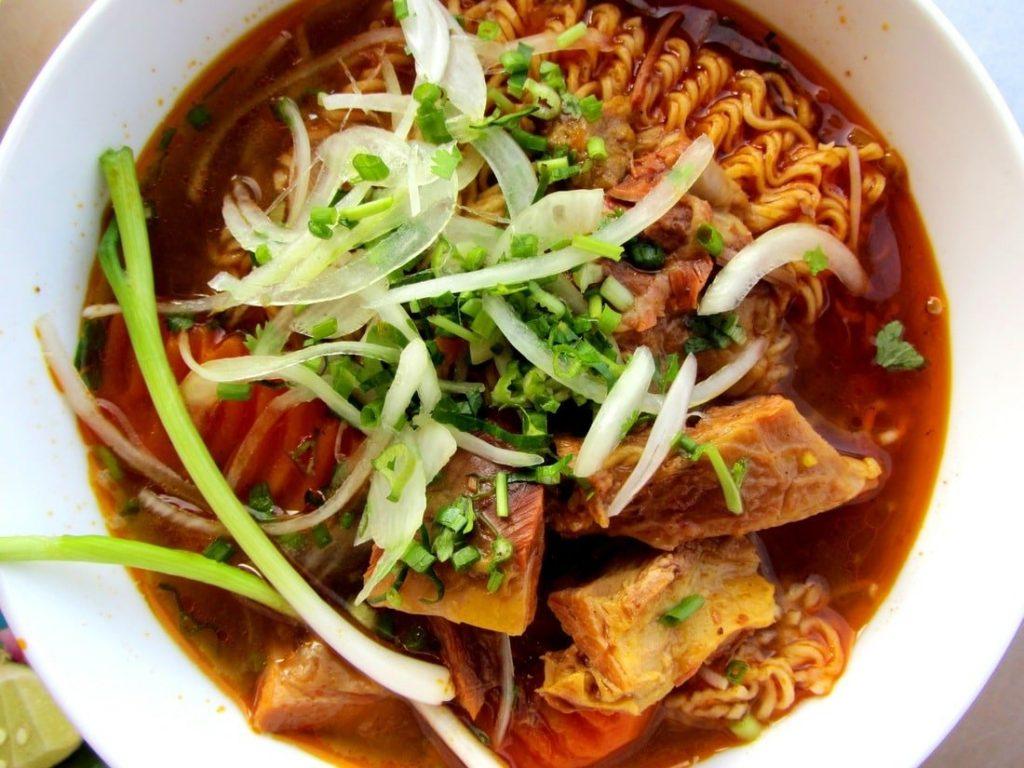 Bò kho: culinary influences from East & West