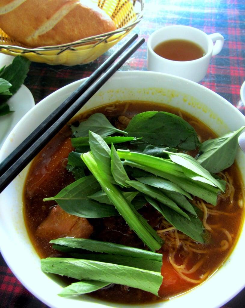 Comfort food: beef stew in Dalat