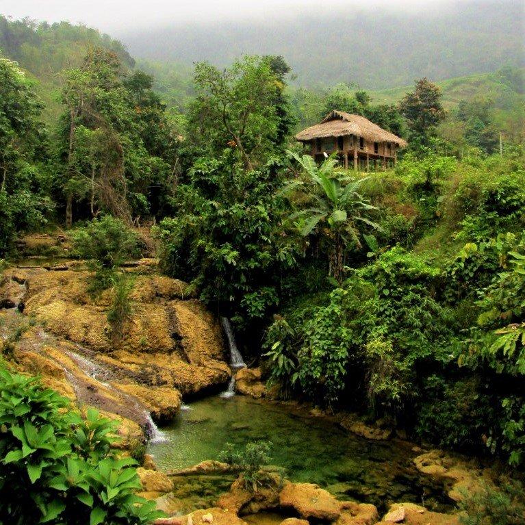 Ban Hieu homestays, Pu Luong Nature Reserve, Vietnam