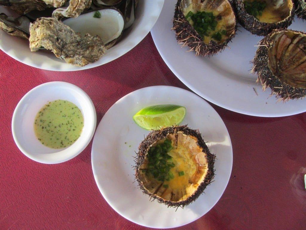 Seafood, Vinh Hy Bay, Vietnam