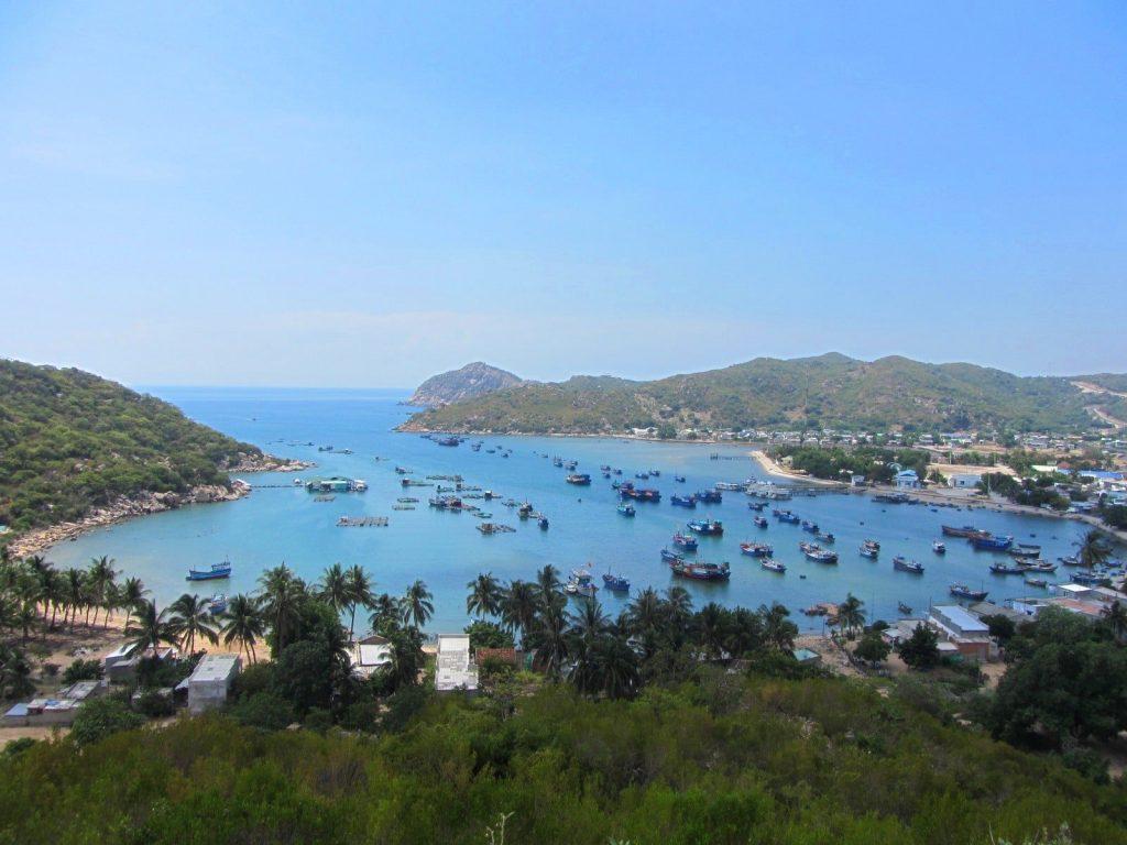Vinh Hy Bay, Nui Chua Coast Road, Vietnam