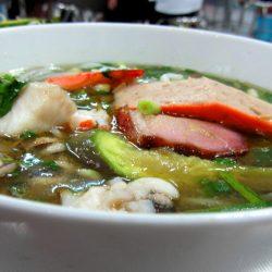 Bun mam soup