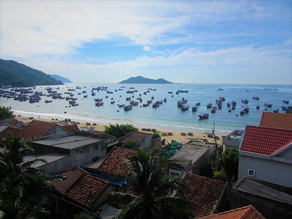 Dai Lanh Beach, Khanh Hoa Province, Vietnam