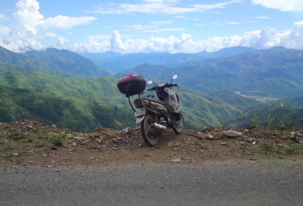 Saigon to Hanoi by Motorbike