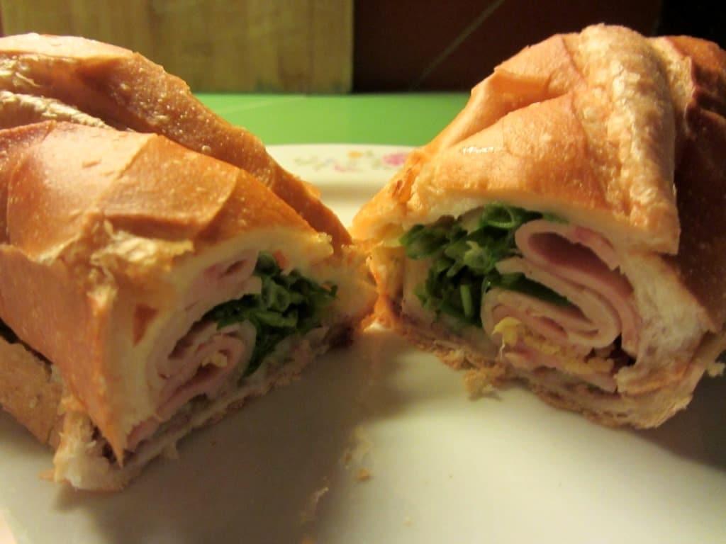 Baguette: bánh mì
