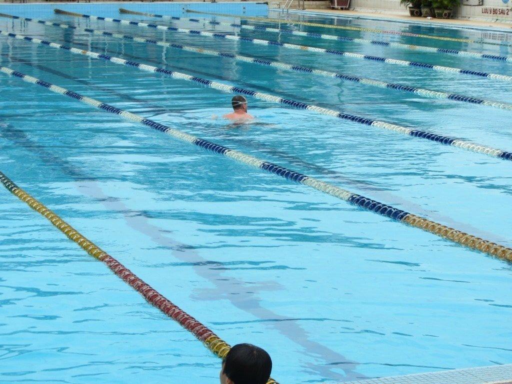Lam Son Swimming Pool, Saigon