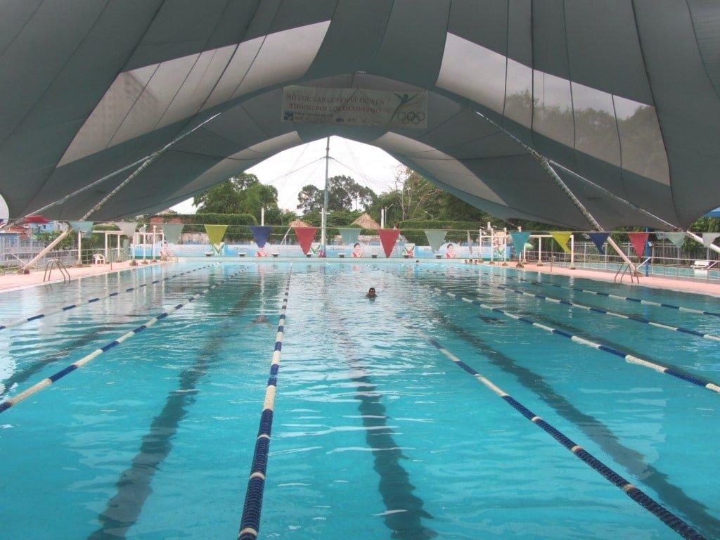 Yet Kieu Swimming Pool, Saigon