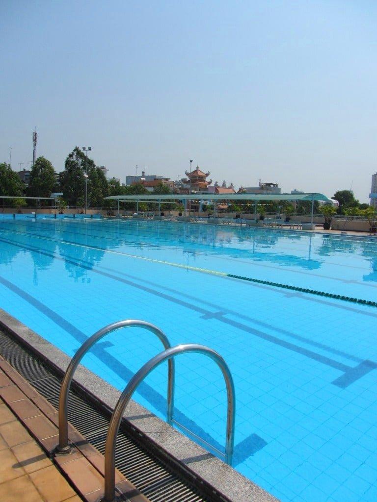 10 Swimming Pools in Saigon
