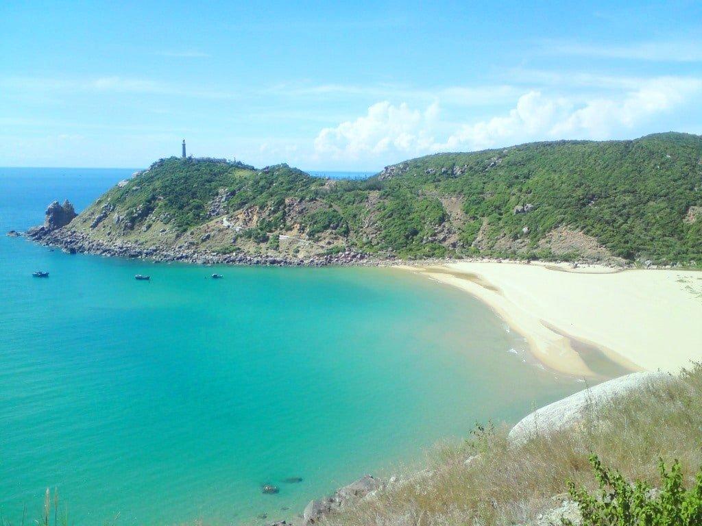 Mon Beach, Vung Ro Bay, Vietnam