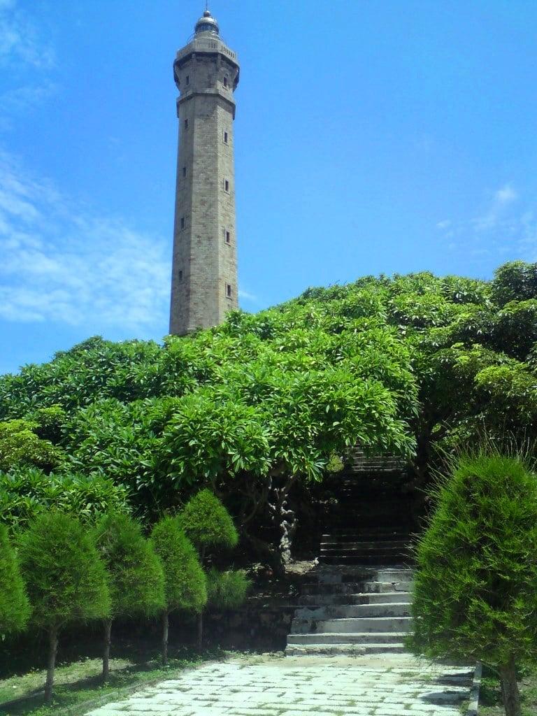 The lighthouse at Kê Gà
