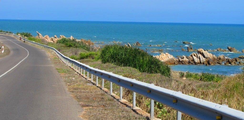 The 'Ocean Road' back to Saigon