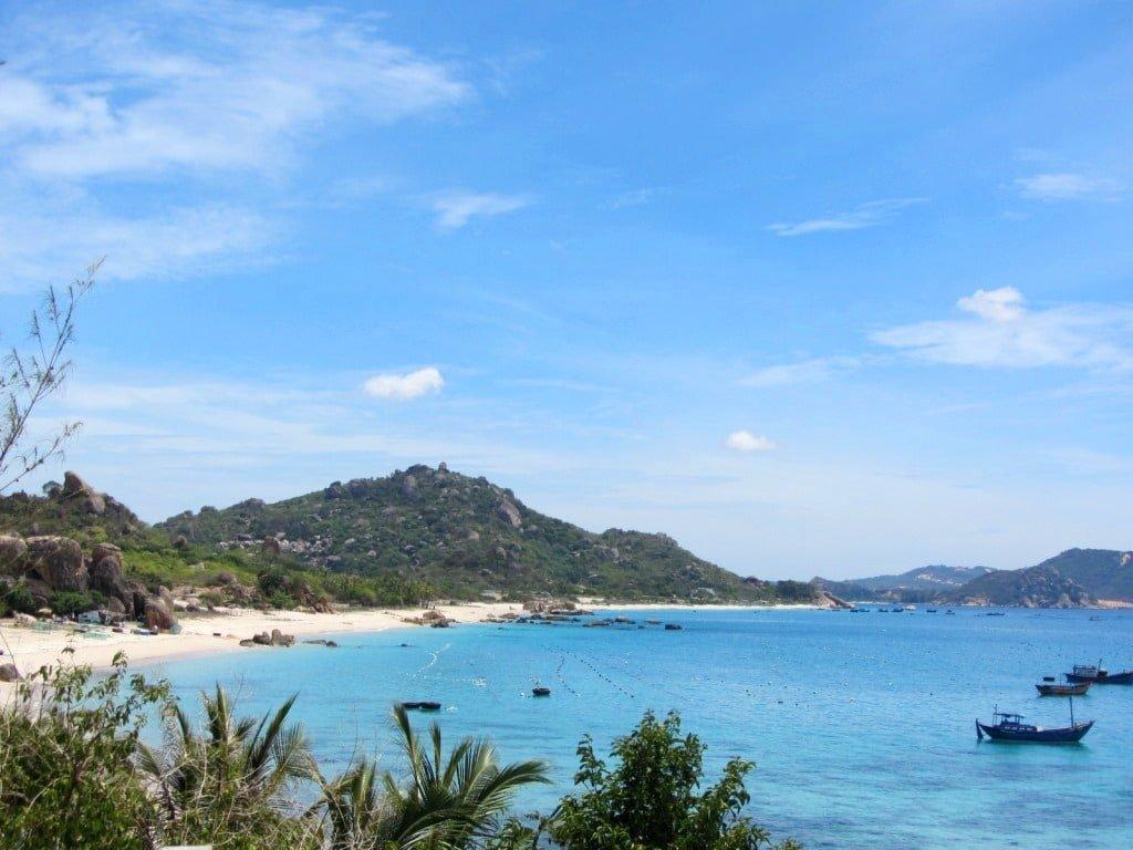 Binh Lap Beach, Cam Ranh Bay, Vietnam