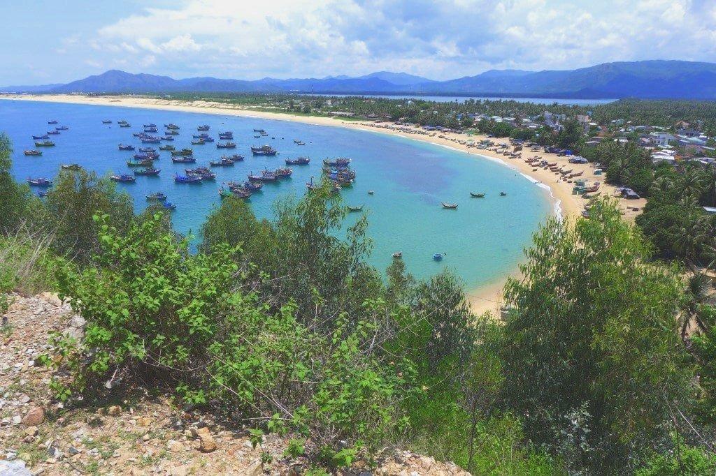 Quy Nhon beach hopping, Vietnam