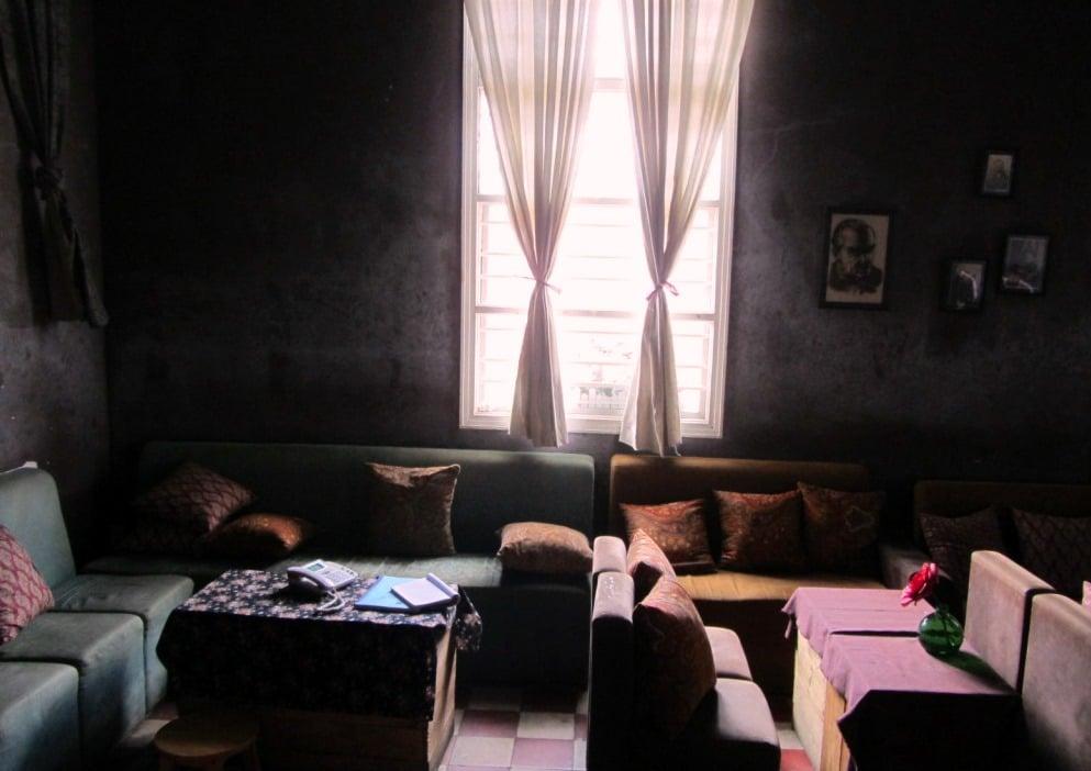 Hidden: Saigon's 'indie' cafes