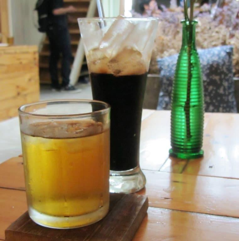 Bright & youthful: Ngoi Nha Cafe