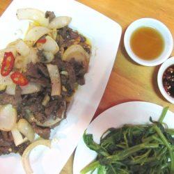 Horse meat, Saigon, Vietnam