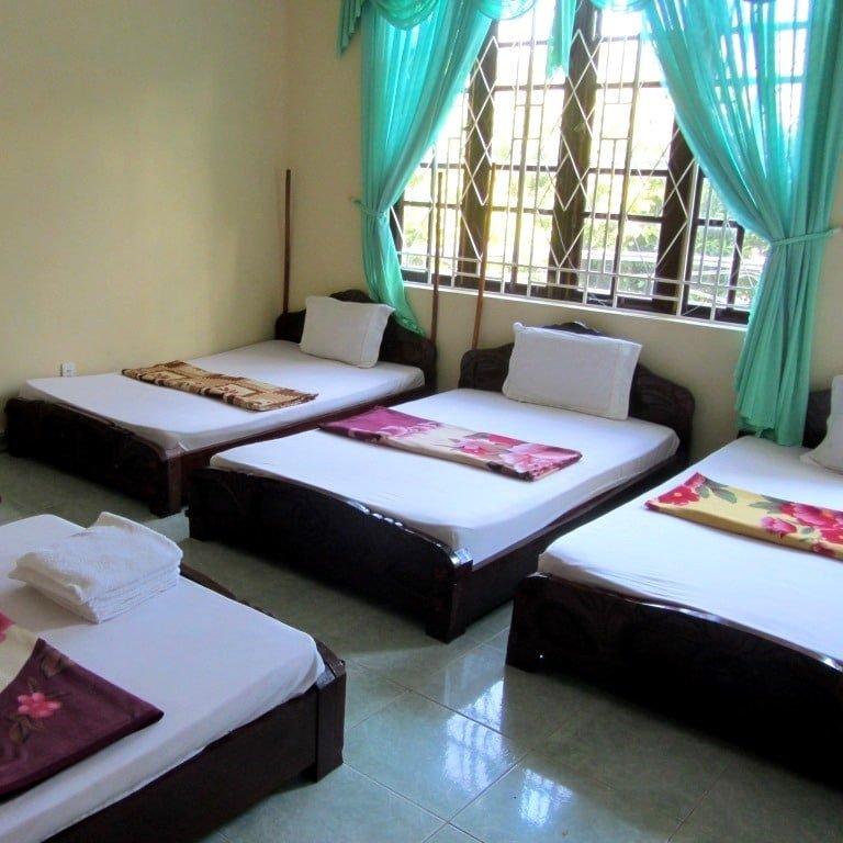 'Dorm' stye rooms at Hai Nga Mini Hotel