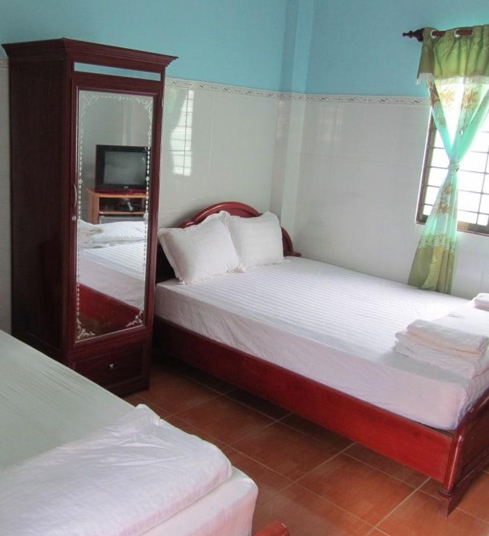 Room at Thanh Xuân Motel