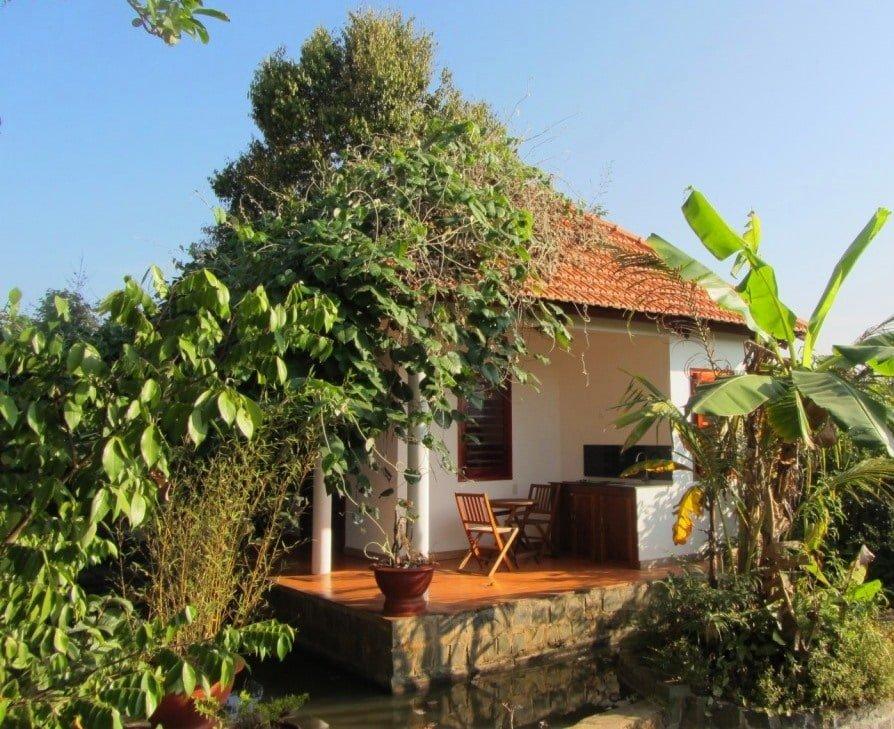 Bungalow exterior, Juliet's Villa Resort