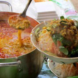 Bún Kèn noodle soup, Phu Quoc Island, Vietnam