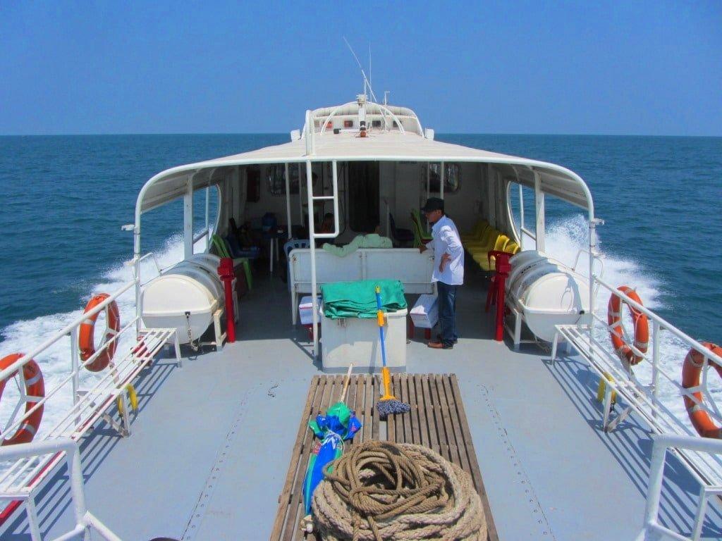 Superdong Fast Boat, Phu Quoc, Vietnam