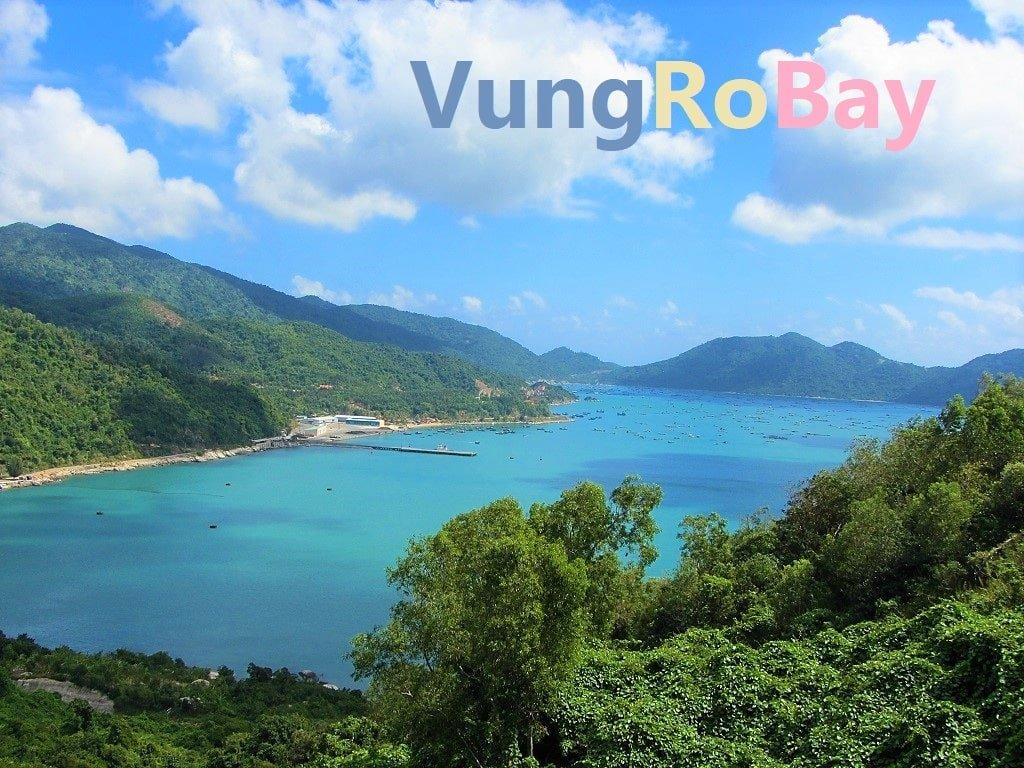 Vung Ro Bay, Phu Yen Province, Vietnam