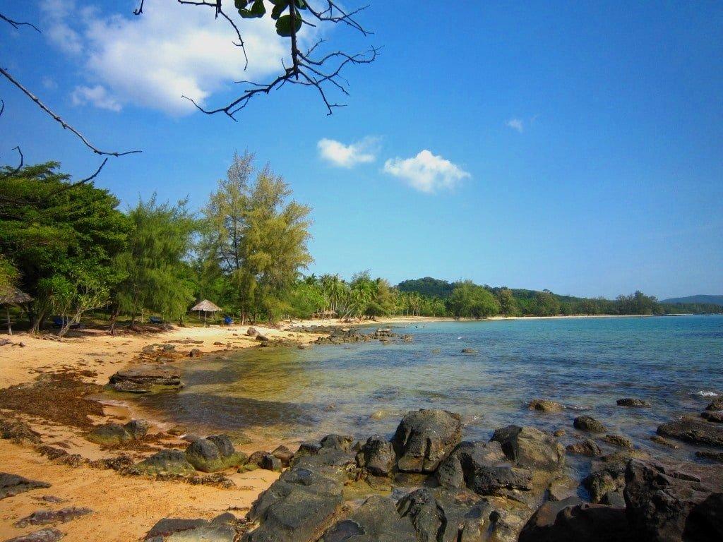 Ong Lang Beach, Phu Quoc Island, Vietnam
